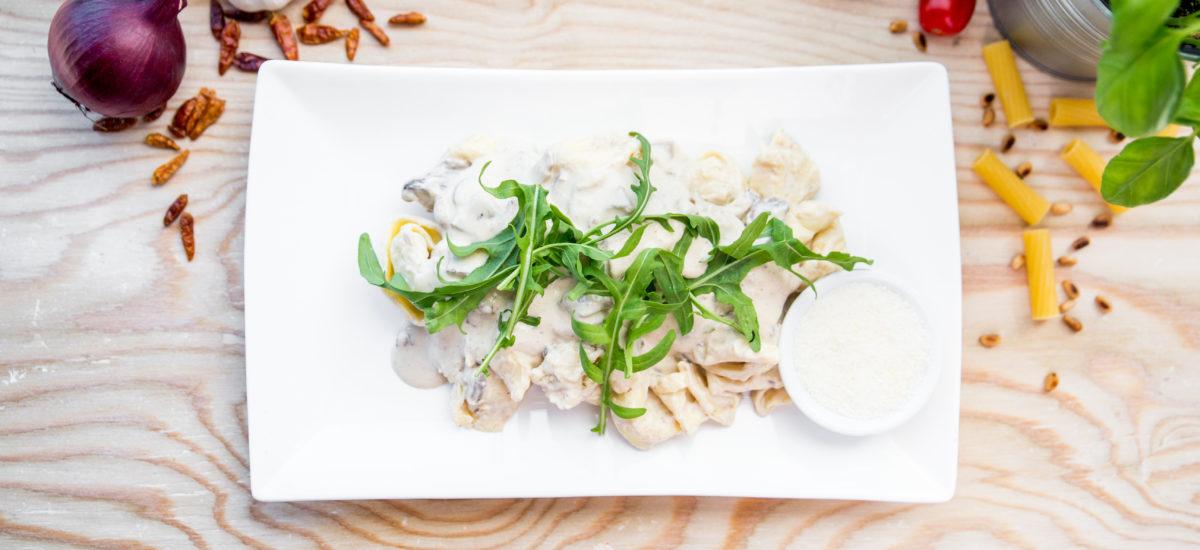 Tortellini Porcini (veg)