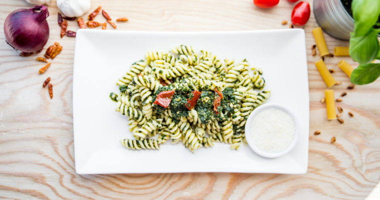 Pasta al Pesto (veg)